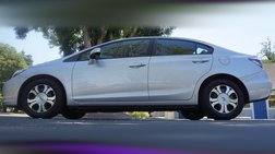 2014 Honda Civic Hybrid Hybrid w/Leather