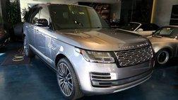 2020 Land Rover Range Rover SVAutobiography LWB