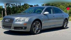 2007 Audi A8 W12 quattro