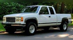 1998 GMC Sierra 2500 SLE