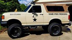 1990 Ford Bronco XLT