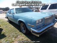 1977 Buick Riviera Coupe
