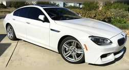 2015 BMW 6 Series 640i Gran Coupe