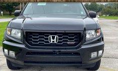2013 Honda Ridgeline Sport