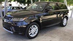 2018 Land Rover Range Rover Sport SE Td6