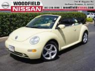 2003 Volkswagen New Beetle GLX