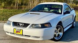 2002 Ford Mustang Deluxe