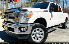 2012 Ford F-350 Lariat Crew Cab Short Bed 4WD