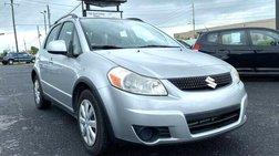 2012 Suzuki SX4 Crossover Premium AWD