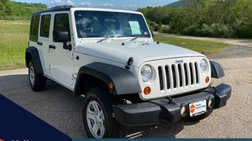 2010 Jeep Wrangler Unlimited Sport RHD