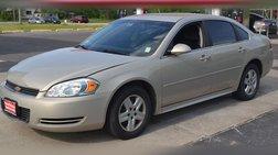 2010 Chevrolet Impala Unmarked Police