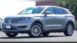 2017 Lincoln MKX Select