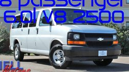 2017 Chevrolet Express LS 2500