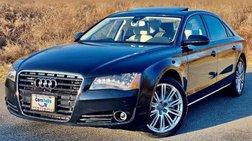 2014 Audi A8 4.0T quattro
