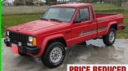1991 Jeep Comanche Eliminator