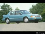 1993 Plymouth Acclaim Base