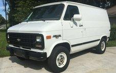 1993 Chevrolet Chevy Cargo Van G10