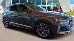 2022 Audi SQ7 4.0T quattro Prestige
