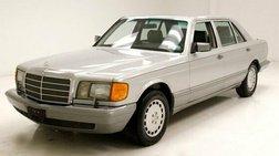 1988 Mercedes-Benz 560-Class 560 SEL