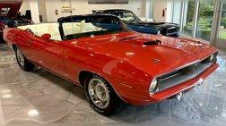 1970 Plymouth Convertible