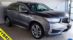 2017 Acura MDX SH-AWD Sport Hybrid w/Advance