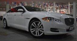 2012 Jaguar XJL Portfolio