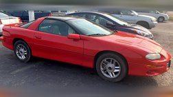 2002 Chevrolet Camaro Base