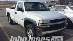 2000 Chevrolet Silverado 2500 LS