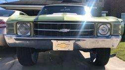 1971 Chevrolet Malibu SS