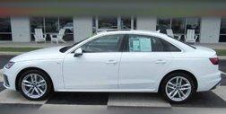 2020 Audi A4 2.0T quattro Premium