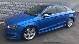 2019 Audi S3 2.0T quattro Premium Plus