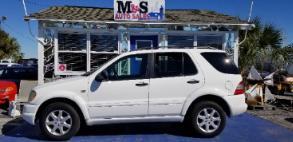 1999 Mercedes-Benz M-Class ML 430