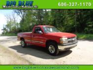 1999 Chevrolet Silverado 1500 Regular Cab Long Bed 4WD