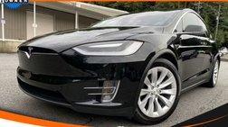 2016 Tesla Model X P100D