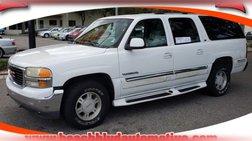 2001 GMC Yukon XL 1500 SLT