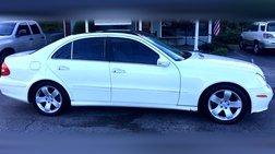 2005 Mercedes-Benz E-Class E 500 4MATIC