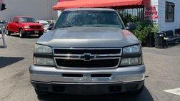 2007 Chevrolet Silverado 1500 Classic LT Pickup 4D 8 ft
