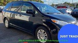 2015 Toyota Sienna XLE Premium 8-Passenger