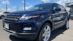2015 Land Rover Range Rover Evoque Pure Plus