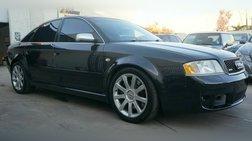 2003 Audi RS6 quattro