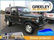 1995 Jeep Wrangler Sahara