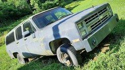 1988 Chevrolet Suburban V10