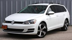 2015 Volkswagen Golf SportWagen TDI SE
