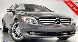 2007 Mercedes-Benz CL-Class CL 550