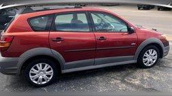 2004 Pontiac Vibe Base