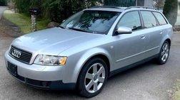 2004 Audi A4 1.8T Avant quattro