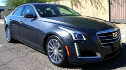 2015 Cadillac CTS 3.6L Performance Collection