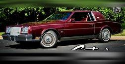 1984 Buick Riviera Base