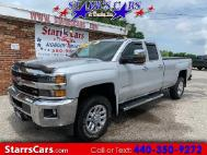 2016 Chevrolet Silverado 3500HD LT Double Cab Long Box 4WD
