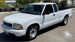 1999 GMC Sonoma SLS Ext. Cab 2WD